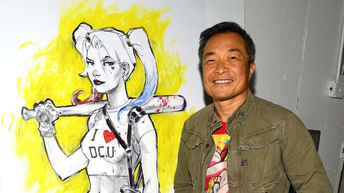 Jim Lee Says DC Is Still Committed to the Business of Publishing Comics