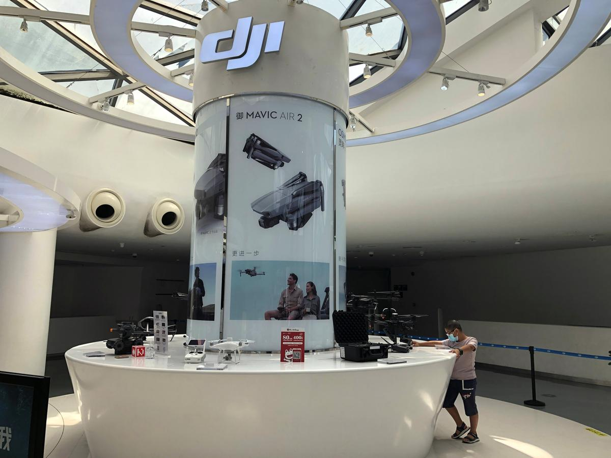 Chinese dronemaker DJI makes sweeping cuts in 'Long March' reforms – Reuters India