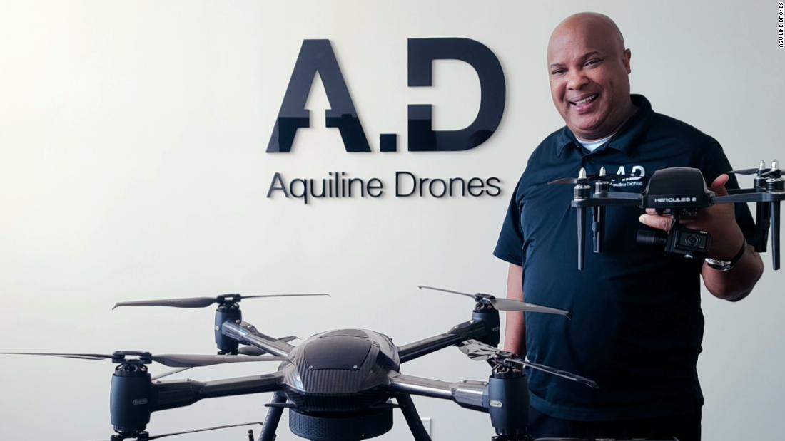 Airline pilots are worried about their jobs. So some are learning to fly drones