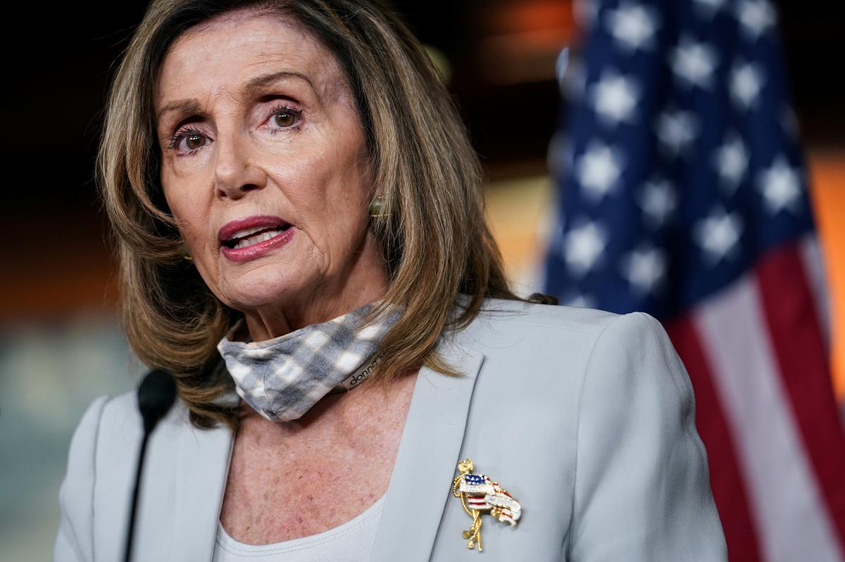 Pelosi: White House must agree to more COVID-19 aid for talks to resume – Reuters Africa
