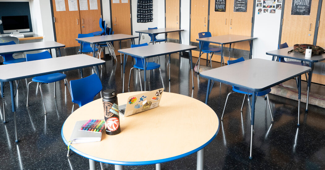 Principals Assail N.Y.C. Mayor, Calling for State Takeover of Schools